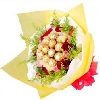 Roses n Ferrero Rocher Bunch
