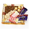 Crispy Dry Fruits n Chocolate Treat