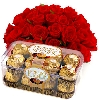 Ferrero Hamper To Bangalore