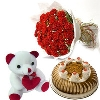 Carnations N Cake Special Offer