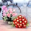 Rocher Bouquet n Roses