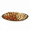 Dry Fruits in a Siver Tray