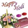 Celebrate with Holi Colours