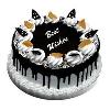 Five Star Black Forest Cake Egg Less