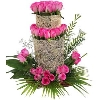Pink Roses Tower
