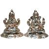 Lakshmi Ganesha Big Idol