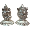 Great Beauty Pure Silver Sculptures