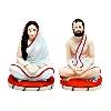 Ramkrishna and Sarada