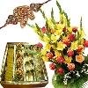 Amazing Assorted Rakhi Wishses