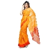 Elegant Embroidered Kota Doria Saree