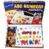 ABC Numbers Mosaic