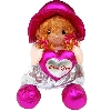 Cute Dolly with Loving Heart